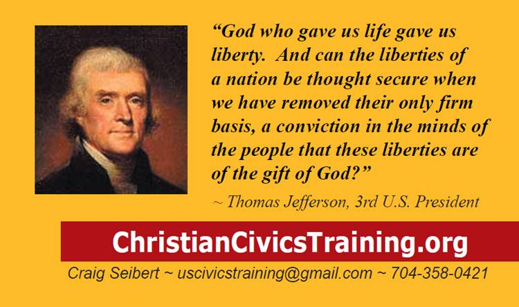 Bus Card CCT Thomas Jefferson Quote (Duplicate)